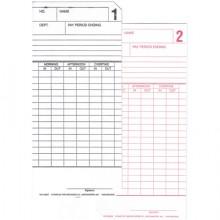 1950-9260 Simplex 300/500 Timecard - Monthly
